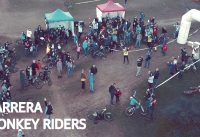 Carrera de Mountain Bike Downhill con el Monkey Riders Team en Las Viñas!