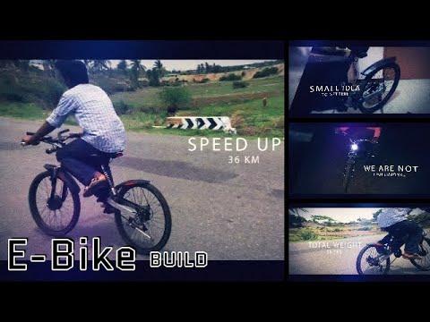 E-bike built promo | sam