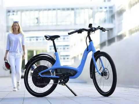 Elby Bike 9 Speed Electric Bike