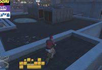 GTA5온라인)BMX 벽치기 키뷰어 영상