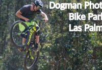 Grabando Saltos y Mountain Bike Enduro en el Bike Park Las Palmas!