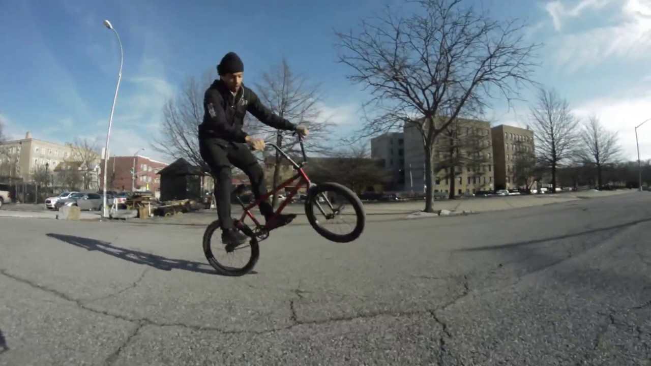| Hot Bmx Day in the Bronx |  Vlog #6 |