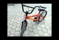 Inilah Detil Tampilan Sepeda Phoenix GO BMX 713-6