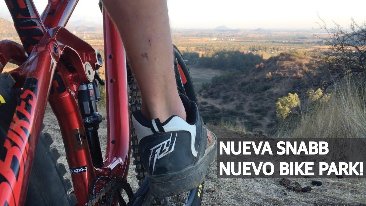 Mi Nueva Bicicleta de Enduro y el Nuevo Bike Park! Trail Building y Mountain Bike!