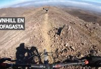 Mountain Bike Downhill en Antofagasta! Senderos Alucinantes en Chile!
