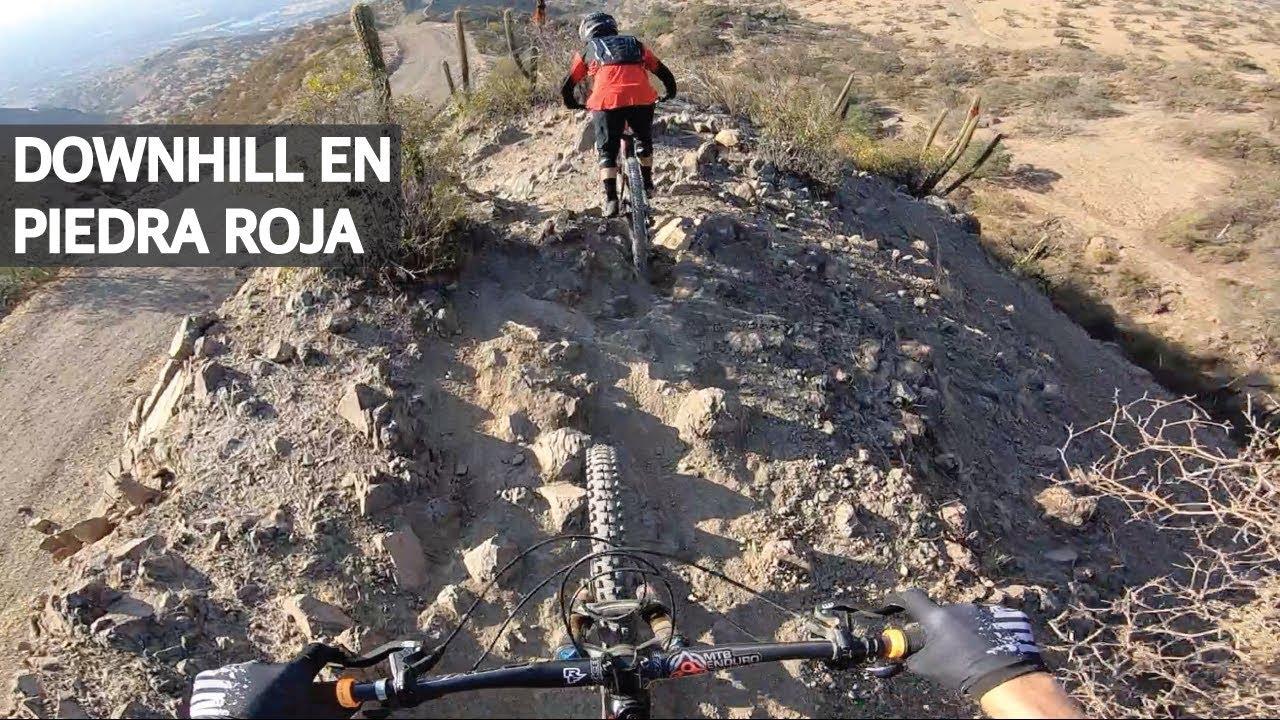 Mountain Bike Downhill en Piedra Roja! Probando Bicicletas de Enduro y Opinando Sobre Ellas!