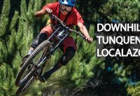 Mountain Bike Downhill en Tunquén con Dogman! Gimbal, Drone, Descontrol!
