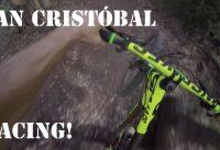 Mountain Bike Downhill en el Cerro San Cristóbal!