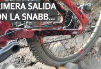 Mountain Bike Enduro con Múltiples Pinchazos mi Bicicleta!