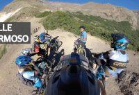 Mountain Bike Enduro en Chillán, Valle Hermoso! Caídas y Pastelazos con la Vale y Patreon Crew!!!