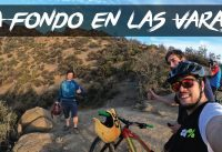 Mountain Bike Enduro en Las Varas - Rockgardens y Decensos Rápidos