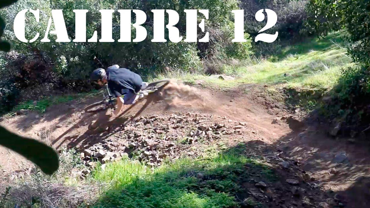 Mountain Bike Enduro en el Bike Park El Durazno! Calibre 12 Sick Edit!