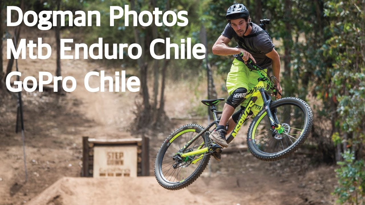 Mountain Bike Enduro en el Parque Las Palmas!