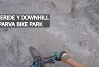 Mountain Bike Freeride y Downhill en el Bike Park La Parva!
