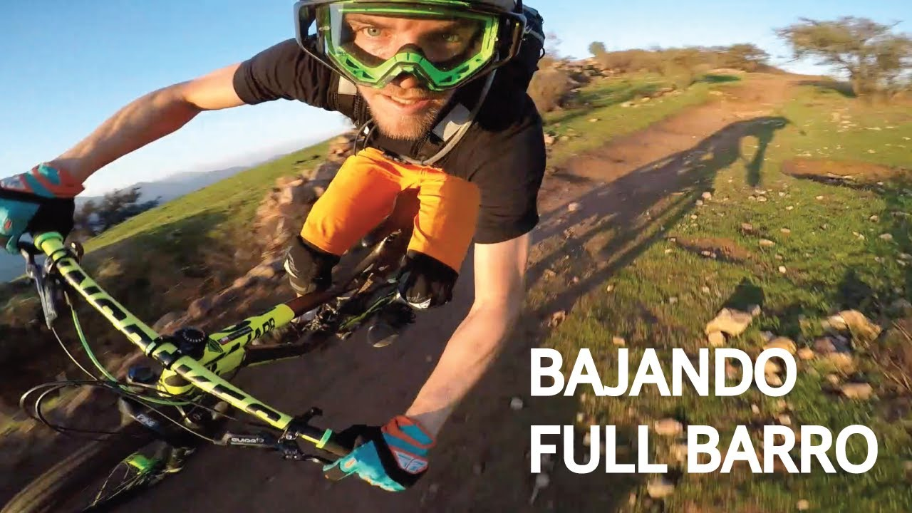 Mountain Bike Full Barro con Alex! Bicicletas y Cámaras en Las Viñas!