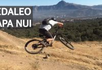 Mountain Bike y Saltos en Bicicleta con los Chicos de Rapa Nui!