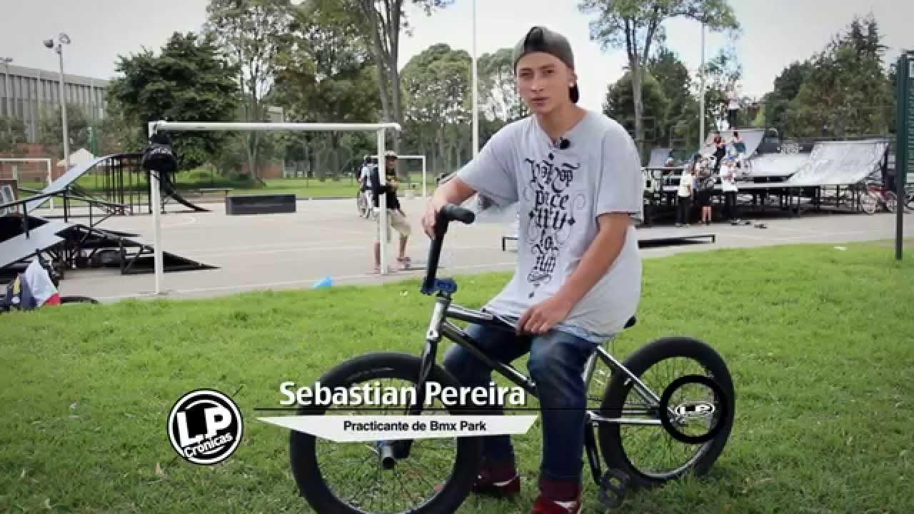 PERFIL BMX PARK Sebastian Pereira (LP Crónicas)