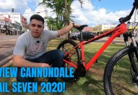 Review Cannondale Trail 7 - 2020!