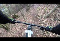 RockDrop pista da mountain bike   Long way down