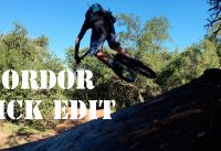 Saltos de Mountain Bike en Mordor! Sick Edit RAW!