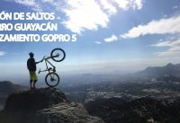 Saltos y Mountain Bike Enduro en Las Varas!