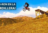 Test de Bicicletas Eléctricas Muy Potentes en la Montaña! Sur Ron Electric Bike en los Andes!