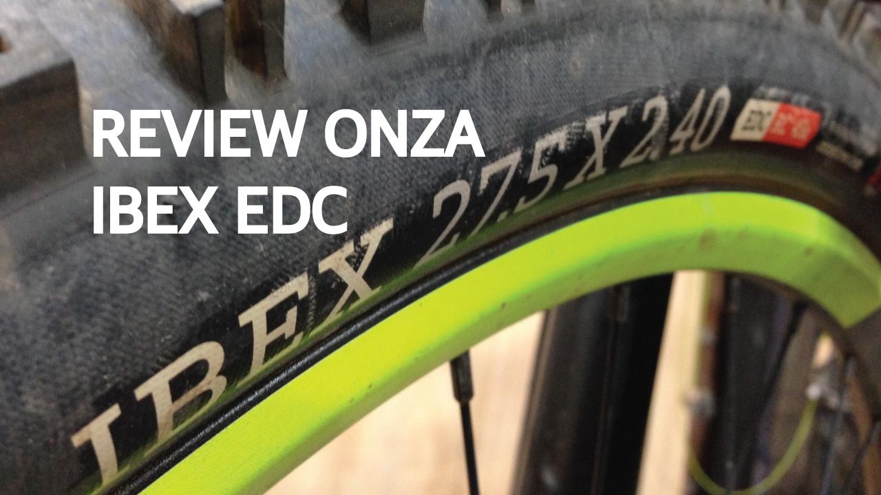 Test y Review de las Cubiertas de Mountain Bike Onza EDC! Consejos y Opiniones!