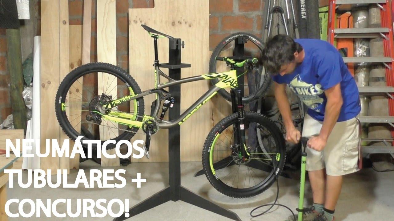 Tubeless para la Rueda de tu Bicicleta! Mecánica Básica de Mountain Bike!