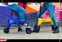 Xiaomi HIMO H1 Transformers Folding electric bike.