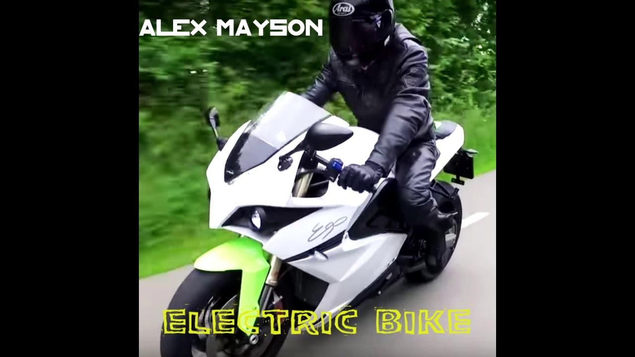 Alex Mayson -  Electric bike