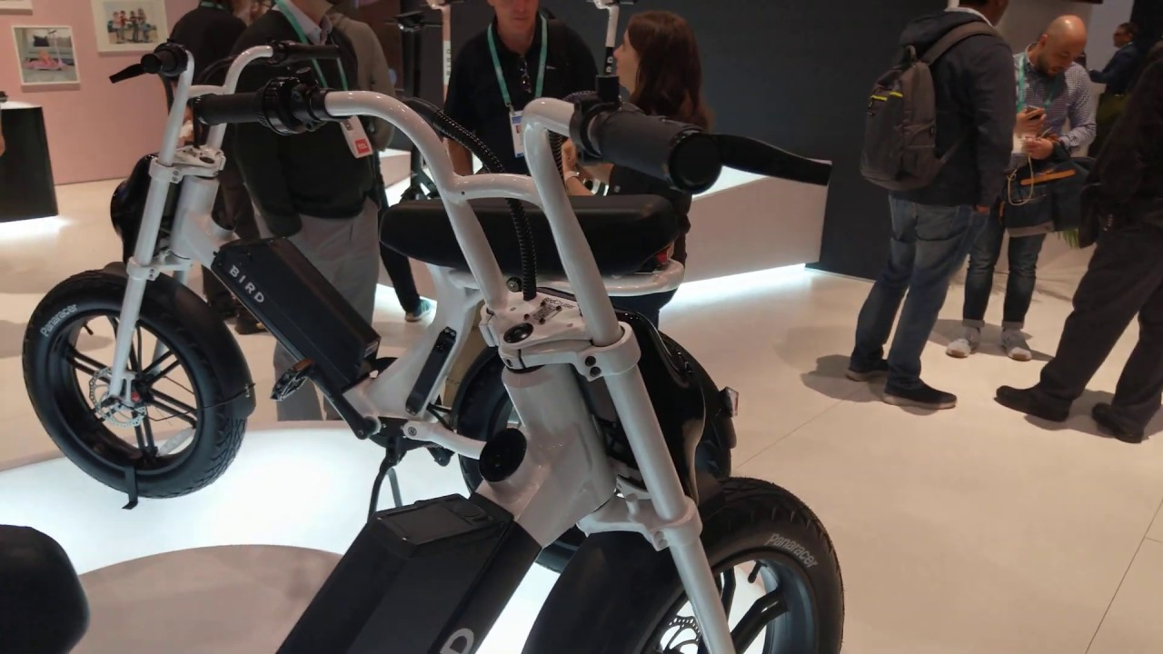 All-Electric Bike, CES 2020 [4K]