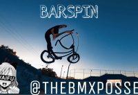 BMX | BARSPIN | TUTORIAL 🚲