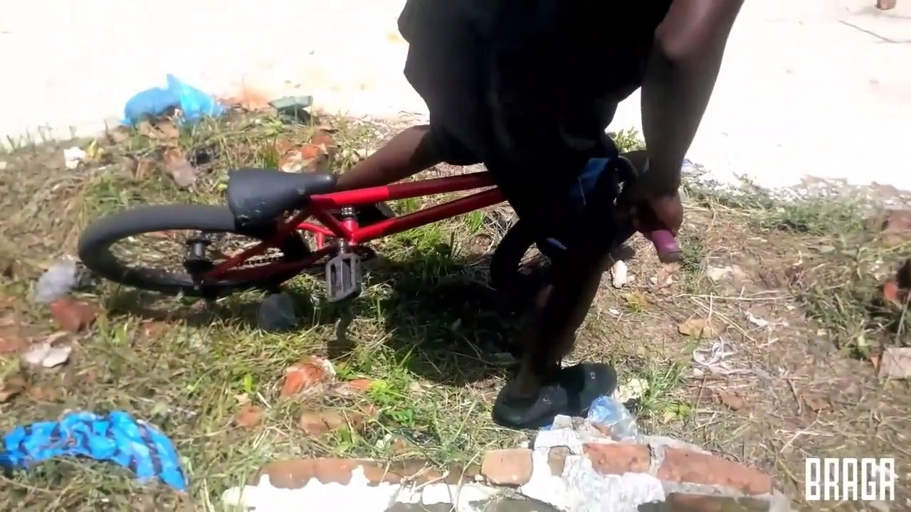 BMX FAIL MANY GET FEW
