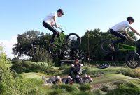 BMX HORST AMERICA 3.0! #Gevaarlijk (Jelle Bokelmann)
