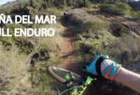 Bicicletas, Lluvia y Sol con la Valentina! Mountain Bike en Viña del Mar, Chile! !