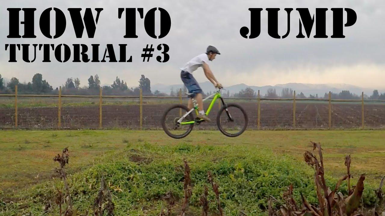 Cómo Saltar en Bicicleta! Técnica de Saltos Básicos para Mountain Bike!