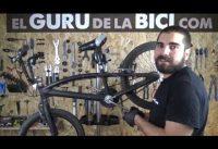 Cómo cambiar un eje pedalier y bielas de BMX, tutorial completo