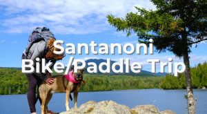 Camp Santanoni Bike/Paddle in the Adirondacks