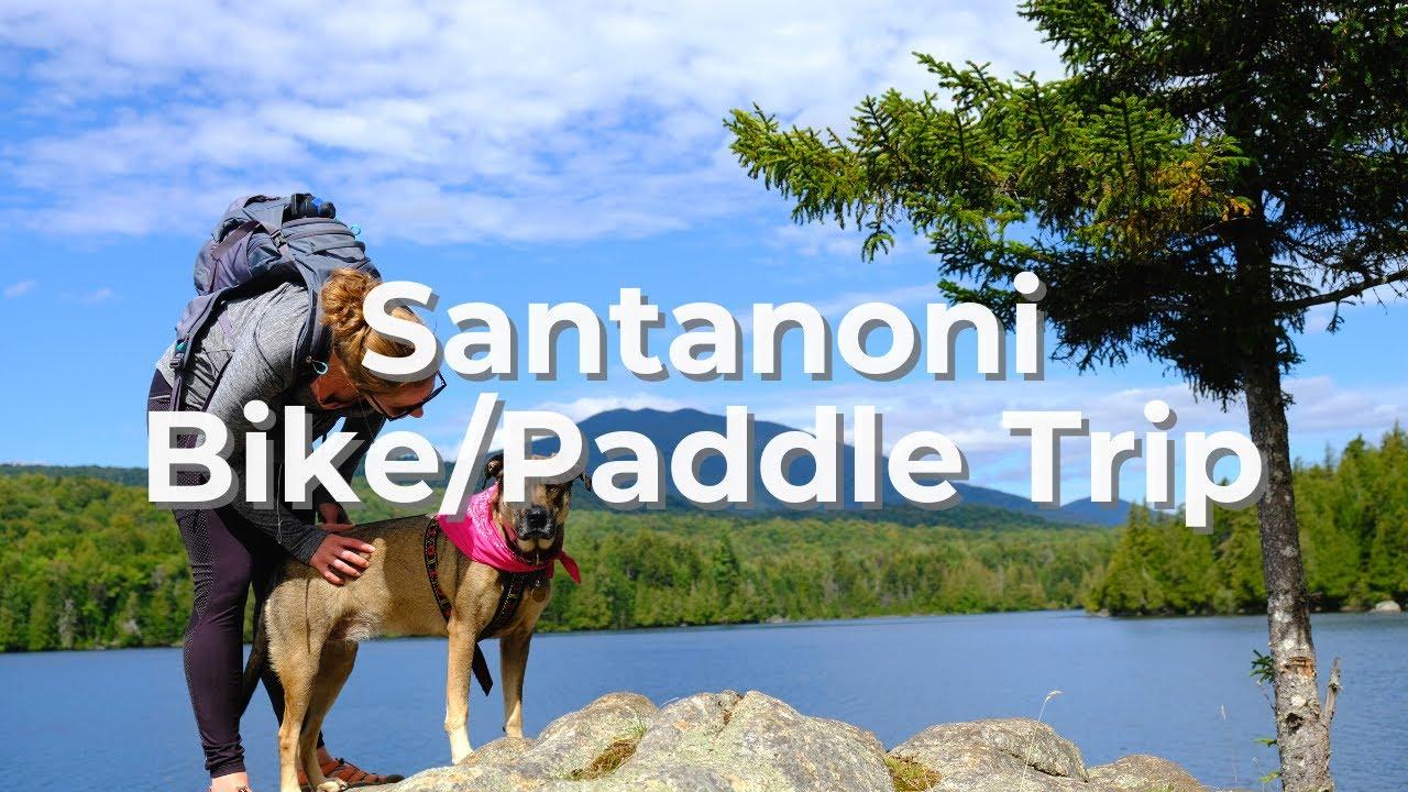 Camp Santanoni Bike/Paddle in the Adirondacks