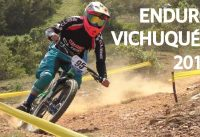 Carrera de Mountain Bike en Vichuquén, Chile! Enduro y Downhill en Bicicleta!