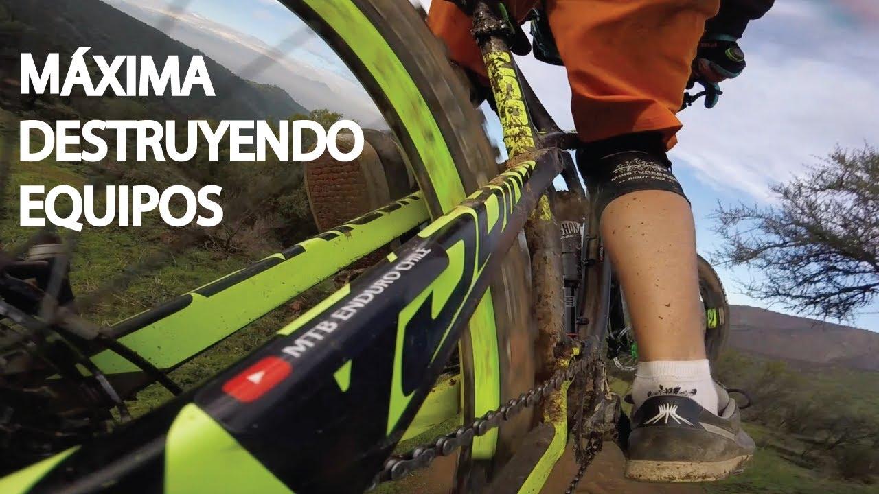 Distintas Monturas y Ángulos para tu GoPro Hero Mientras Practicas Mountain Bike!