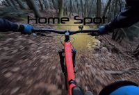 Enduro - Home spot ( mont saleve ) - MTB technical track