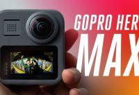 GOPRO HERO MAX + GOPRO 8 - Promo - Surfing, Skiing, Hiking, Vlogging, BMX, Swimming