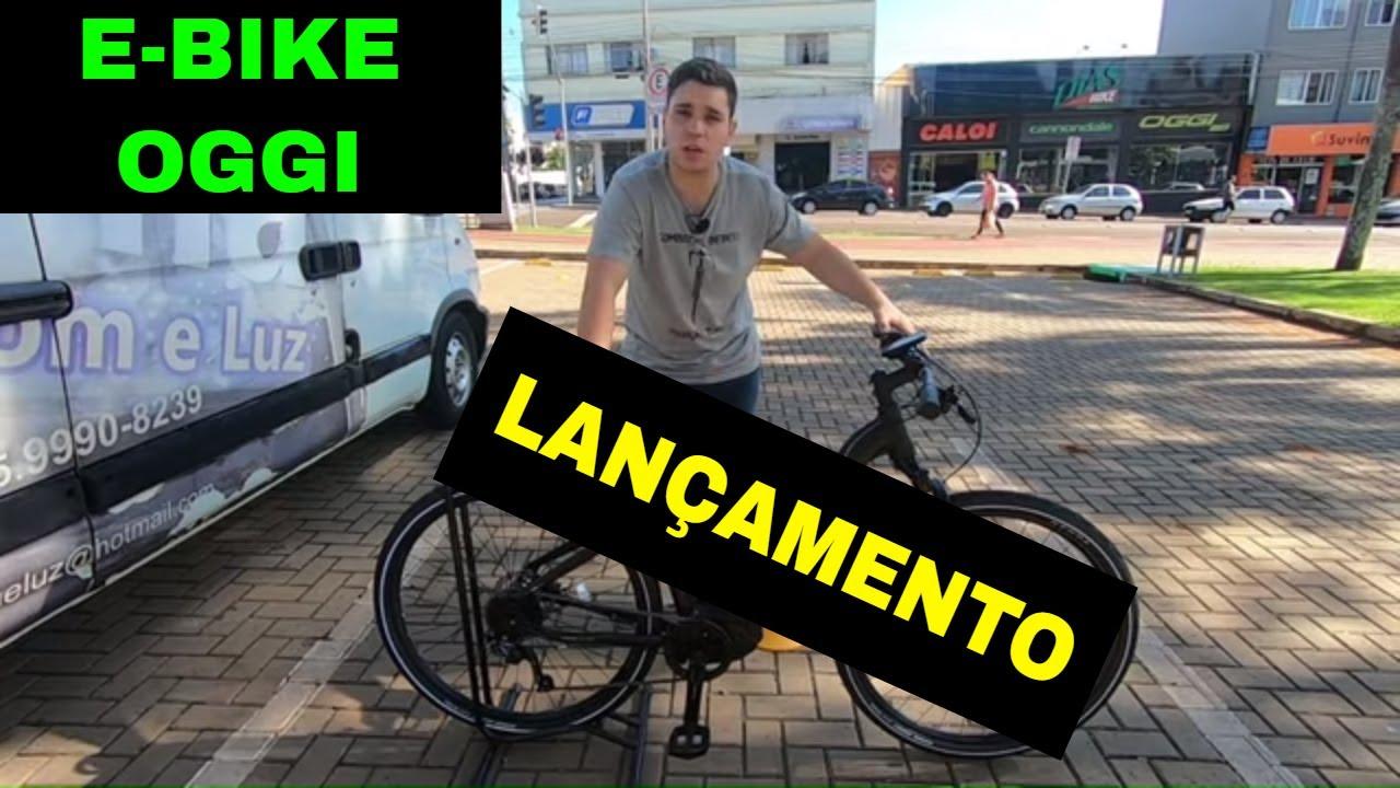 LANÇAMENTO OGGI ELETRICA FLEX 700