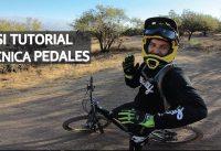 Mejorando Técnicas de Mountain Bike! Estabilidad en las Curvas con Andrés!