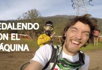 Mountain Bike Downhill en el Bike Park Cerro 26! #fuerzaguga !! Parte 2/2