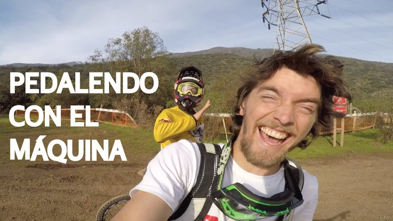 Mountain Bike Downhill en el Bike Park Cerro 26! #fuerzaguga !! Parte 2/2