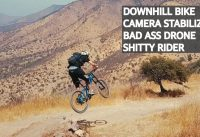 Mountain Bike Edit con un Drone Mavic Pro, un Gimbal y la Bicicleta de Downhill!!