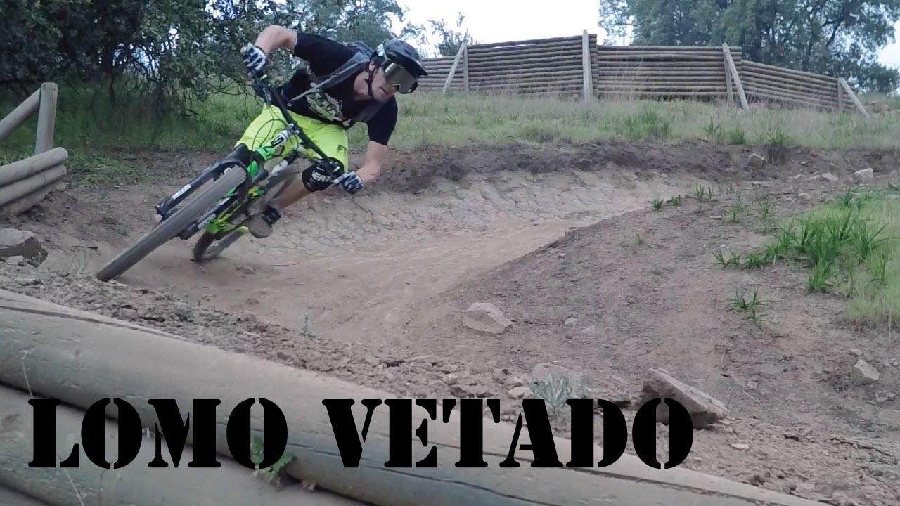 Mountain Bike Enduro en el Bike Park El Durazno! Lomo Vetado y Mampato!