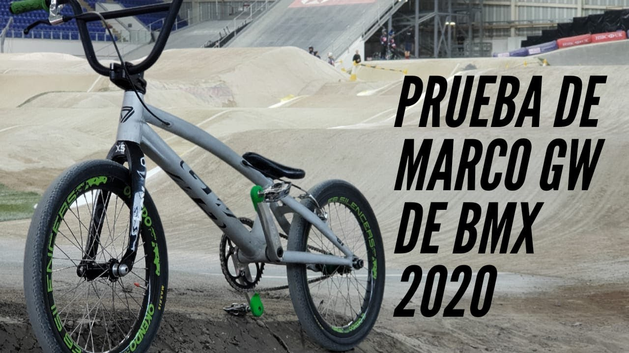 Prueba de Marco BmX  * GW * Prototipo 2020